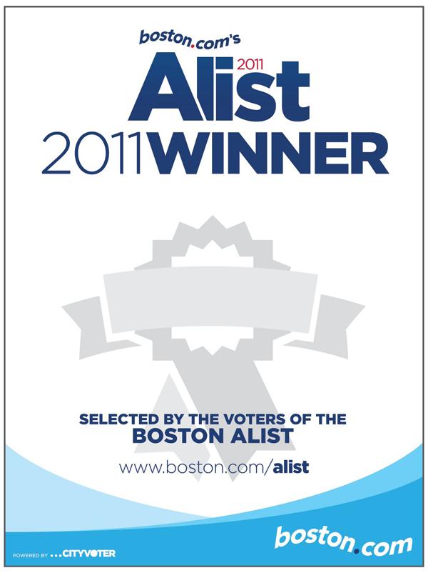 Best of Boston 2011 - Wedding DJ - Cityvoter A-List