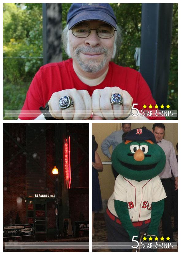Red Sox Wedding Carl Beane